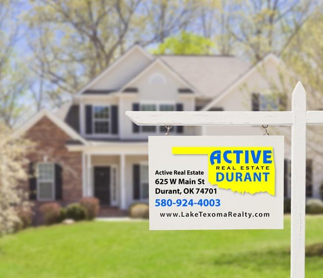 Active Real Estate Opens New Durant Office